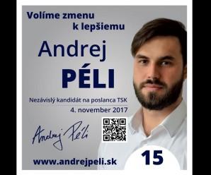 Andrej PELI VUC 2017
